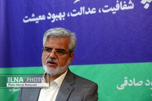 نشست خبری محمود صادقی