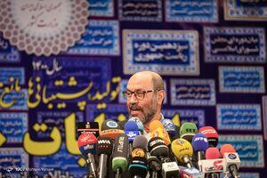 عکس/ نشست خبری حسین دهقان در وزارت کشور