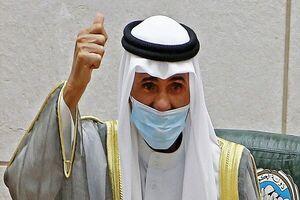 موضع گیری امیر کویت درباره تحولات فلسطین