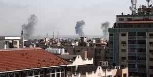 حملات به غزه