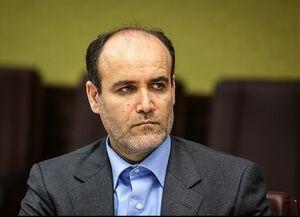 جعفر جمالی معاون حقوقی سازمان بورس