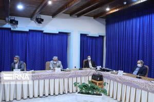 عکس/ نشست رییس جمهوری با جمعی از اصحاب رسانه