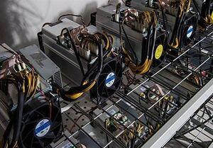 کشف ۱۱۳ دستگاه استخراج ارز دیجیتال در مشهد
