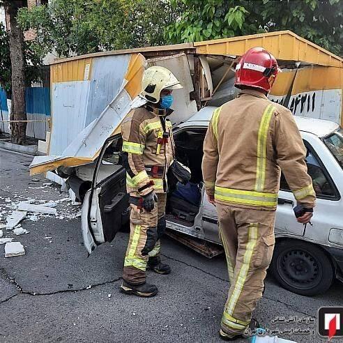 سازمان آتشنشانی تهران , آتشنشانی , حوادث , اورژانس ,