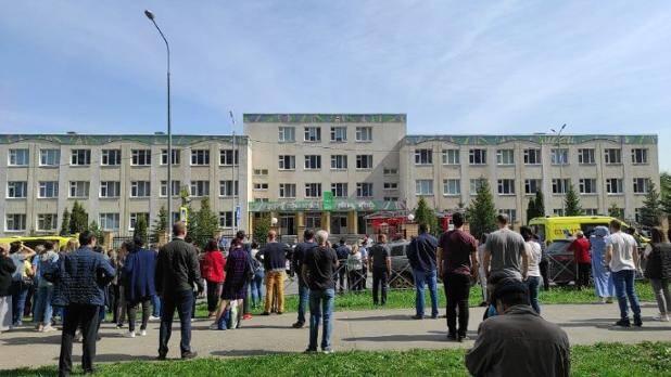 تیراندازی در مدرسهای در روسیه با ۹ کشته