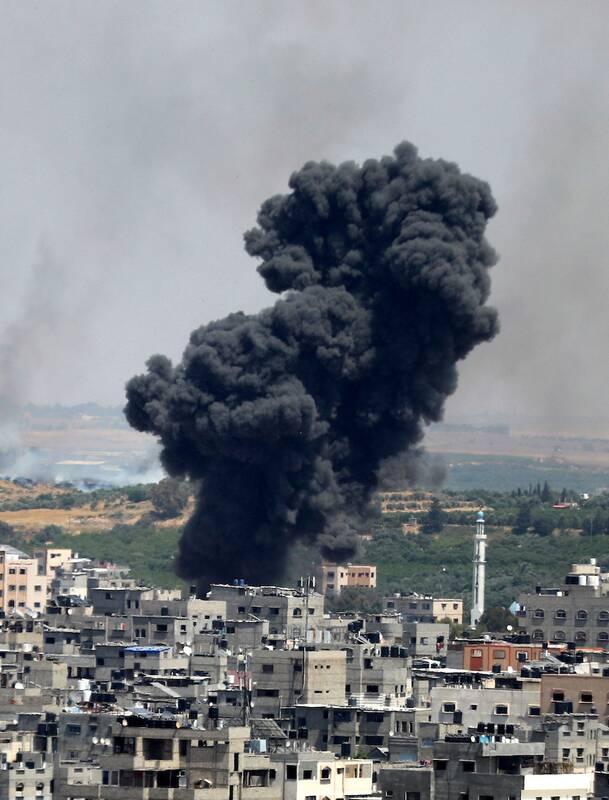 شهادت یک کودک دیگر در حمله اسرائیل به غزه +فیلم