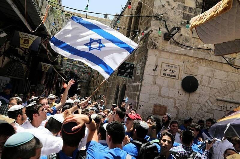 """چیزی تحت عنوان """"مردم اسرائیل"""" نداریم+ فیلم"""