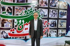 """فیلم/ ثبتنام """"وزیر اسبق جهاد کشاورزی"""" در انتخابات"""