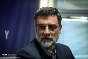 «امیر حسین قاضی زاده هاشمی» در انتخابات ریاست جمهوری ثبت نام کرد