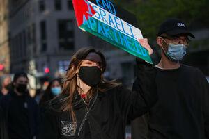 عکس/ تظاهرات حمایت از فلسطین در آمریکا