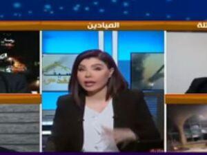 فیلم/ اشک شوق مجری زن شبکه المیادین