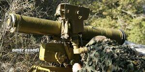 عکس/ هدف قرار گرفتن جیپ متعلق به ارتش اشغالگر رژیم صهیونیستی