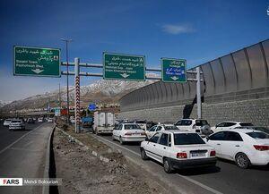 چه خبر از تکمیل مناطق بعدی آزادراه تهران-شمال؟