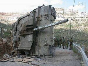 ورود ارتش رعبآور اسرائیل! + فیلم