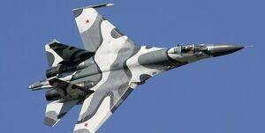 تقابل سوخو-۲۷ روسیه با میراژهای فرانسه بر فراز دریای سیاه