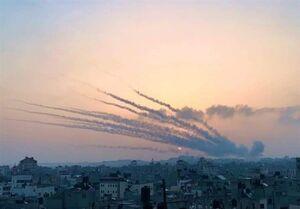 آژیرهای خطر در شهرکهای صهیونیستنشین شمال نوار غزه به صدا درآمدند