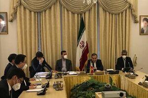 نشست سهجانبه ایران، روسیه و چین در وین