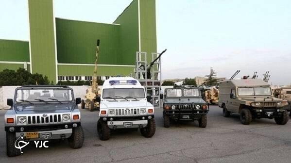 خودروهای تاکتیکی ایرانی چه ویژگیهایی دارند؟ +عکس