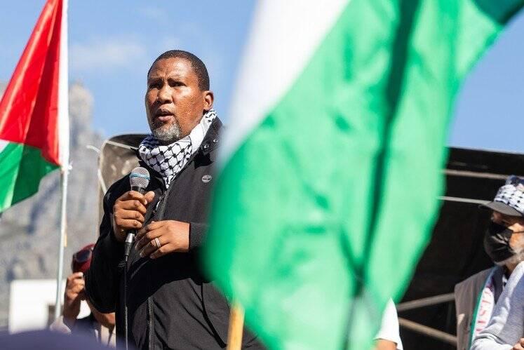 نوه «نلسون ماندلا» خواستار تعطیلی سفارت اسرائیل شد