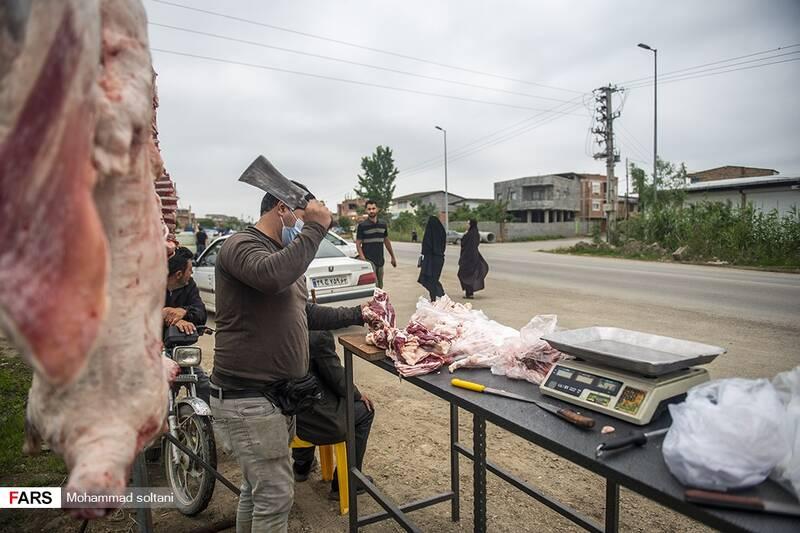 رعایت نکردت اصول بهداشتی در فروش گوشت از جمله معایب این بازار است