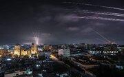 گاف عجیب و خندهدار سامانه گنبد آهنین / وقتی راکتهای مقاومت با خیال آسوده از کنار پدافند اسرائیل عبور میکنند +فیلم
