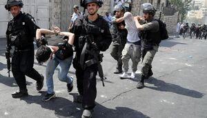 فیلم/ بالا گرفتن درگیریها در کرانه باختری