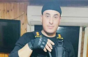 عکس/ عامل حمله به دو اشغالگر در نابلس