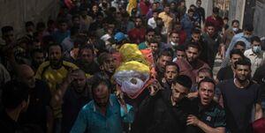 جدیدین آمار جنگ غزه؛۷۲ شهید از جمله 15 کودک