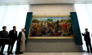 آثار هنری تاریخی ما را به مقاطع مختلف زمانی میبرند