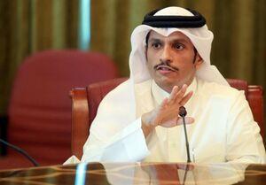 گفتگوی وزیر خارجه قطر با هنیه درباره فلسطین