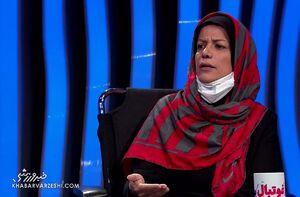 واکنش زهره هراتیان به حمله تند مجیدی/ گزینه استقلال دندانپزشک بود!