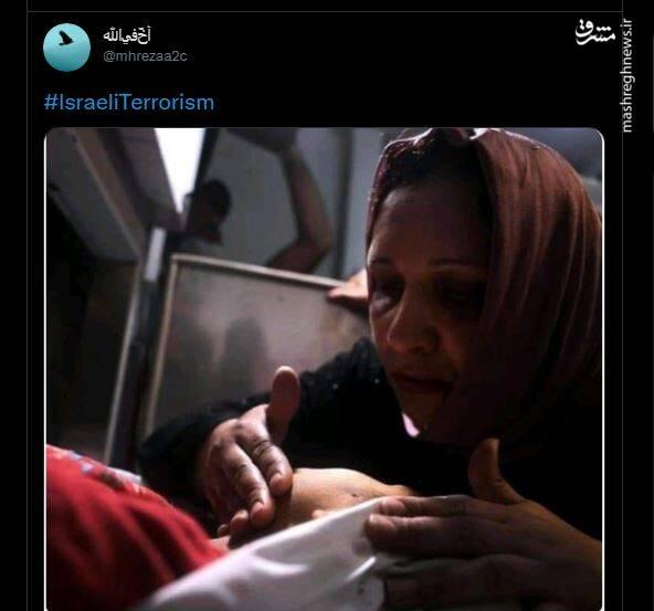جنایات روز چهارشنبه ارتش کودک کش+ عکس