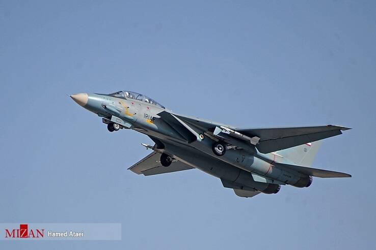 جنگنده«اف-۷»؛ عقاب ۹ تُنی آسمان اقتدار دفاعی ایران/ اف-۷؛ با قدرت شلیک بمبهای هوشمند، و راکتهای بومی