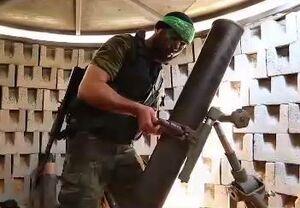 فیلم/ رونمایی مقاومت فلسطین از تونلهای زیرزمینی