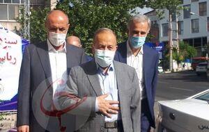 عکس/ ثبت نام فرمانده اسبق بسیج در انتخابات