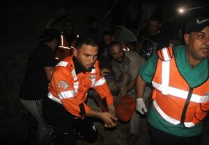 آمار جدید شهدای غزه/ تعداد شهدا به ۱۱۵ نفر رسید