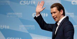 اتریش بهجای غزه، با صهیونیستهای کودککش اعلام همدردی کرد