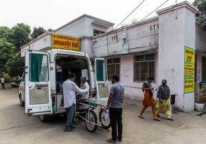 مشاهده یک بیماری عفونی نادر در هند در بحبوحه جولان کرونا