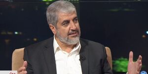خالد مشعل: از ایران ممنونیم