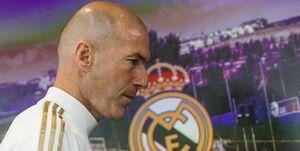 زیدان آخر فصل از رئال مادرید میرود