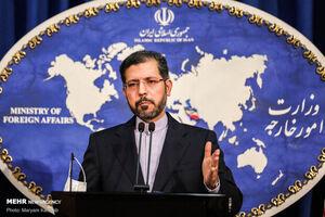 واکنش خطیبزاده به مسائل بوجود آمده بین ارمنستان و آذربایجان