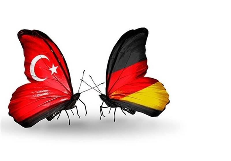 کشور ترکیه , کشور آلمان , آنگلا مرکل ,