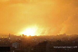 آتش بس در غزه احتمالا تا دوشنبه - کراپشده