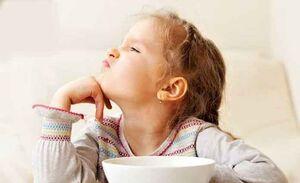 اینفوگرافیک/ مواجهه با عادات بد غذایی کودکان