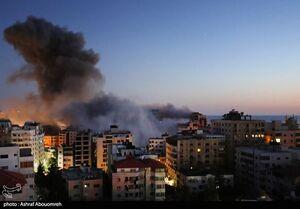 رژیم صهیونیستی شمال غزه را به شدت بمباران کرد/حمله موشکی قسام به سه شهرک «عسقلان»، «بئر السبع» و «اشدود»