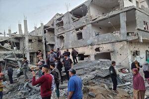 شما جای فلسطینی ها بودید چه میکردین؟!