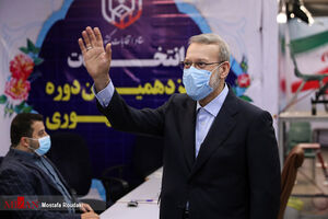 عکس/ آخرین روز از ثبت نام انتخابات ریاست جمهوری ۱۴۰۰