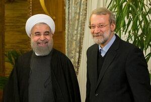 افتضاح دولت ائتلافی روحانی، خاتمی، لاریجانی!