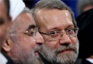 فیلم/ واکنش مردم به کلیپ تبلیغاتی علی لاریجانی