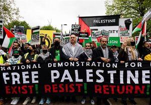 برگزاری اعتراضات گسترده ضد اسرائیلی در پایتختهای اروپایی
